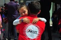 AKUT Köy Çocuklarını Mutlu Etti