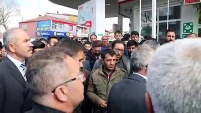 Ardahan'da Sözlü Taciz İddiası