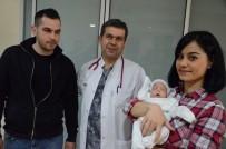 UZUN ÖMÜR - Asil Bebek, 105 Günlük Yaşam Savaşını Kazandı, Hayata 'Merhaba' Dedi