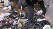 EKMEK TEKNESI - 'Bacağımı Kaybettim, Yaşama Arzumu Değil'