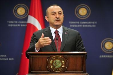 Bakan Çavuşoğlu Açıklaması 'Demokratik Olmayan Yöntemlerle Meşru Hükümetleri Değiştirme Girişimlerine Karşıyız'