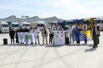 YARDIM MALZEMESİ - Bosna Hersek'ten Suriye'ye Yardım