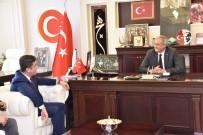 YAŞAR TÜZÜN - CHP Milletvekili Yaşar Tüzün Bozüyük'te