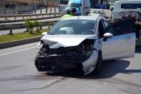 CHP Sinop Merkez İlçe Başkanı Kazada Yaralandı
