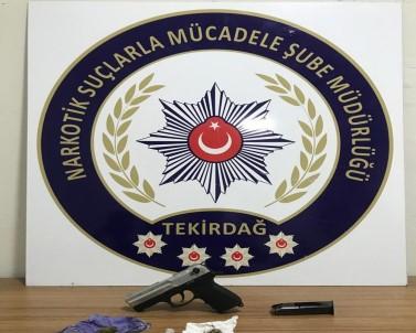 Çorlu'da Uyuşturucu Satıcılarına Operasyon Açıklaması 6 Gözaltı