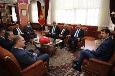 Dr. Mustafa Palancıoğlu Açıklaması 'Melikgazi'de 60 Daire, 5 İşyeri Şeffaf Bir İhale İle Satışa Sunuldu'
