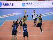 ARKAS SPOR - Efeler Ligi Final Etabı Açıklaması Arkas Spor Açıklaması 3 - Fenerbahçe Açıklaması 0