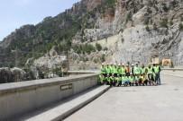 YÜKSEK GERİLİM - 'Enerjinin Yıldızları' Oymapınar Barajı'nda