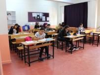 Isparta'da İlk Ve Ortaokul Öğrencilerine Okuma Sınavı