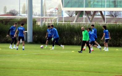 İstikbal Mobilya Kayserispor, Trabzonspor Maçı Hazırlıklarına Başladı