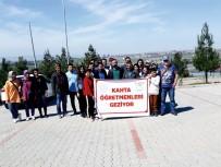 DUMLU - Kahta'daki Öğretmenler EDEP Projesi İle Geziyor