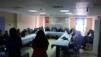 Kars'ta Sağlık Çalışanlarına Eğitim Verildi