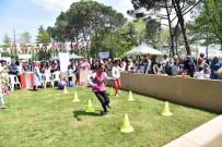 Kartepe'de Çocuk Şenliği Coşkuyla Kutlandı