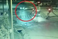 Kavşakta Feci Kaza Kamerada Açıklaması 2 Ölü, 3 Ağır Yaralı
