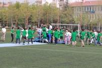 BESLENME DOSTU - Konya'da Sağlıklı Yaşam İçin Hareket Etkinliği Düzenlendi