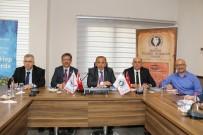 İZMIR EKONOMI ÜNIVERSITESI - Manisa TSO'da CERN Bilgilendirme Toplantısı Düzenlendi
