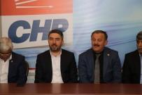 VELİ AĞBABA - Muhtarlardan CHP'ye Ziyaret