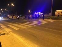 Nusaybin'de Ambulans İle Minibüs Çarpıştı Açıklaması 3 Yaralı