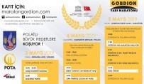 BÜYÜK İSKENDER - Polatlı'da 2. Uluslararası Gordion Yarı Maratonu