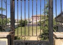Sancaktepe'de Çatlaklar Meydana Gelen Park Mühürlendi