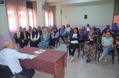 Selendi'de Ustalar Kursiyerlerle Buluşuyor