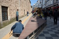 Sinop'ta Sakarya Caddesi'ne Yeni Düzenleme