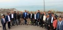 ÇIÇEKLI - TÜRSAB'tan Edremit'e Çıkarma