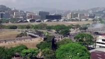 BOLIVYA - Venezuela'daki Darbe Girişimi