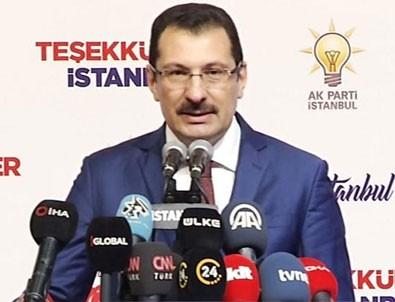 AK Parti'den son dakika oy sayımı açıklaması