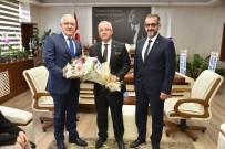 İSMAIL BILEN - AK Parti'li Bilen'den MHP'li Kayda'ya Tebrik