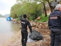 İNFAZ KORUMA - Araban'da Sel Sularına Kapılan İkinci Kişinin De Cenazesine Ulaşıldı