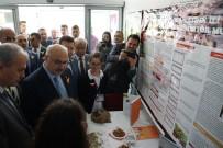 ÜSTÜN ZEKALI - Aydın'da Yetenekli Öğrenciler Projelerini Sergiledi