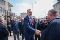 ALI ÖZKAN - Başkan Ali Özkan Mazbatasını Aldı