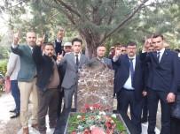 Başkan Aydın, MHP Genel Başkanı Bahçeli'yi Ziyaret Etti