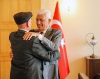 OSMAN GÜRÜN - Başkan Gürün'e Tebrik Ve Destek Ziyaretleri Sürüyor