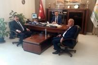 Başkan Sarı Dinar, Kapalı Mezbahananın Açılması İçin Çalışmalara Başladı
