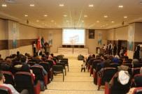 BITLIS EREN ÜNIVERSITESI - BEÜ'de 'Etkili İletişim, Hitabet Ve Mülakat Teknikleri' Konferansı