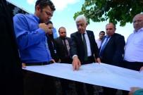 OSMAN GÜRÜN - Büyükşehirden Fethiye'nin Alt Yapısına Büyük Yatırım