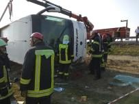 Denizli'de Ki Otobüs Kazasının Ardından