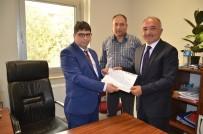 Dodurga Belediye Başkanı Aydın Mazbatasını Aldı