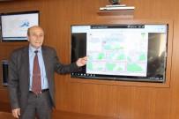 SIBIRYA - Doğu Karadeniz İçin Çiftçilere Meteoroloji'den Nisan Ayında Don Uyarısı