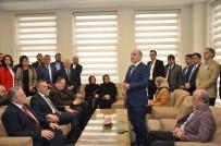 FEVZI KıLıÇ - Erenler Belediye Başkanı Fevzi Kılıç, Mazbatasını Teslim Aldı