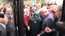 İBRAHIM KARAOSMANOĞLU - Görevi Devreden Başkan Eve Otobüsle Gitti