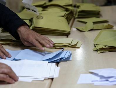 15 ilçede daha geçersiz oy sayımı