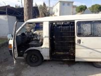 TEKNIK MALZEME - Kahramanmaraş'ta Hırsızlık İddiası Açıklaması 2 Gözaltı