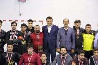 MURAT ERDOĞAN - Kaş'ta Futsal Heyecanı Sona Erdi
