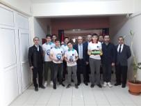 Kaynarca'da Robot Kulübü Öğrencileri Yarışmaya Hazırlanıyor