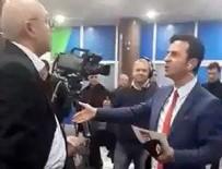 Mahmut Tanal'dan A Haber muhabirine müdahale: Yanlış bilgi veriyorsun!