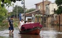 PARAGUAY - Paraguay'da Sel Felaketi Açıklaması 20 Bin Kişi Etkilendi