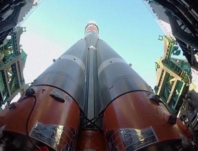 Progress MS 11 Kargo Kapsülü Uzaya Fırlatıldı